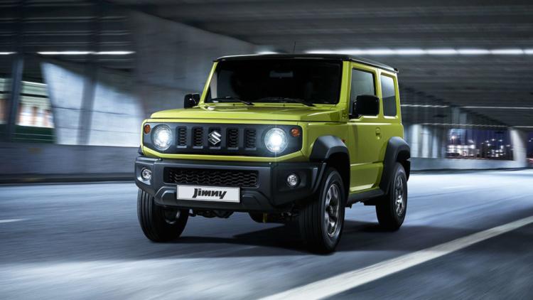 Компания Suzuki не способна справиться с колоссальным спросом на внедорожник Jimny 1