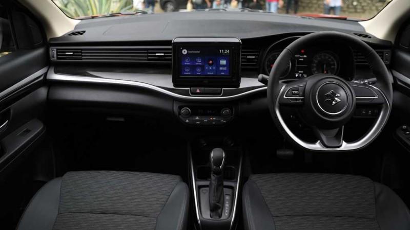 Компания Suzuki презентовала семиместный кроссовер 2
