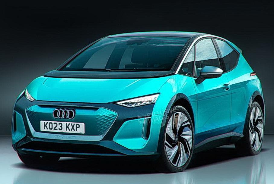 Audi выпустит недорогой электромобиль начального уровня 1