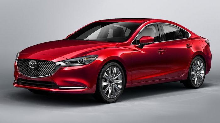 Mazda6 получит в США дизельную версию 1