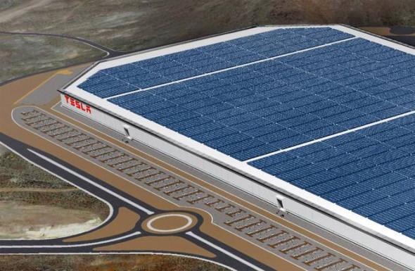 Tesla намерена построить по «гигафабрике» на каждом континенте 1