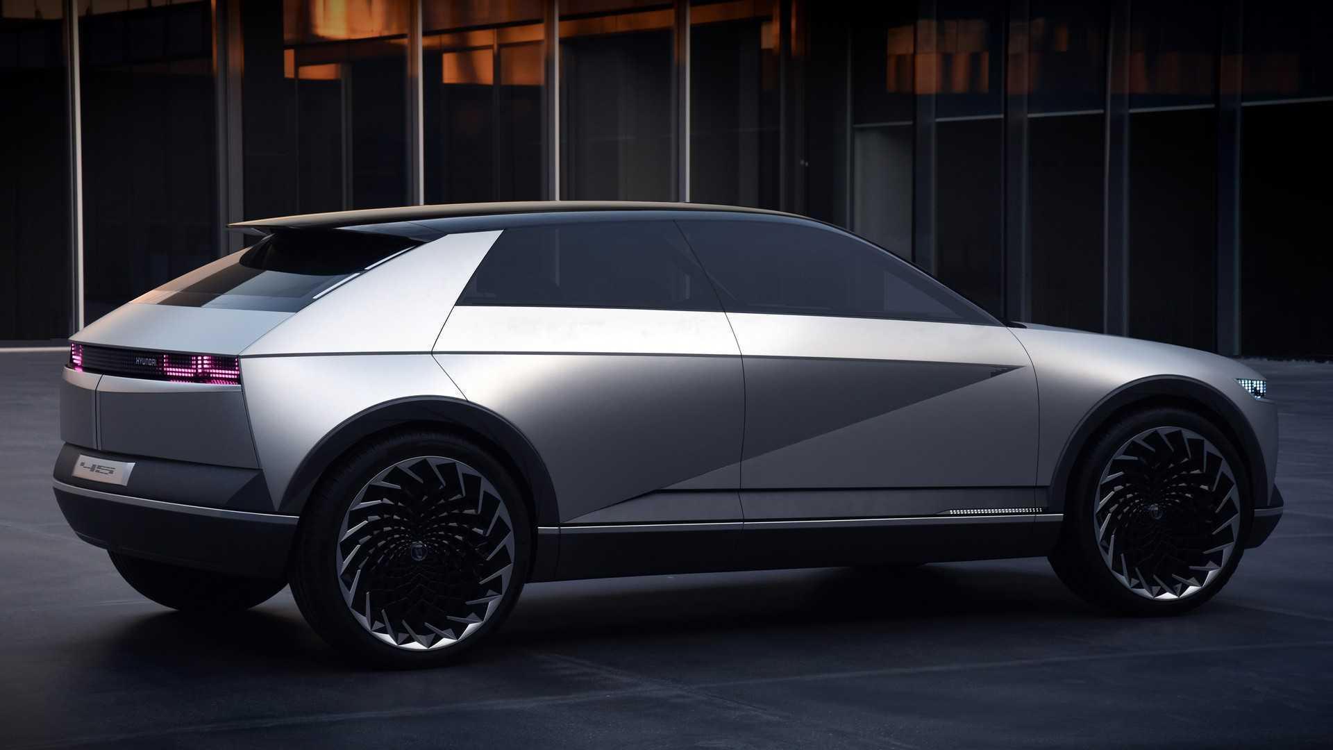 Вдохновлённый прототипом из 1970-х Hyundai станет серийным 2