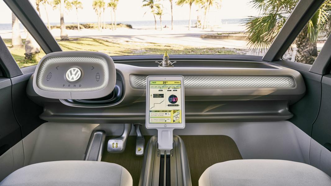 Известна дата появления электрического фургона Volkswagen 4