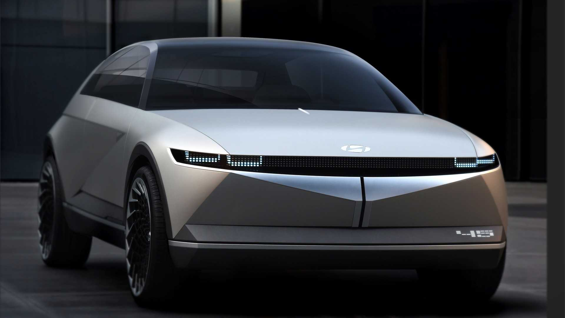 Вдохновлённый прототипом из 1970-х Hyundai станет серийным 1