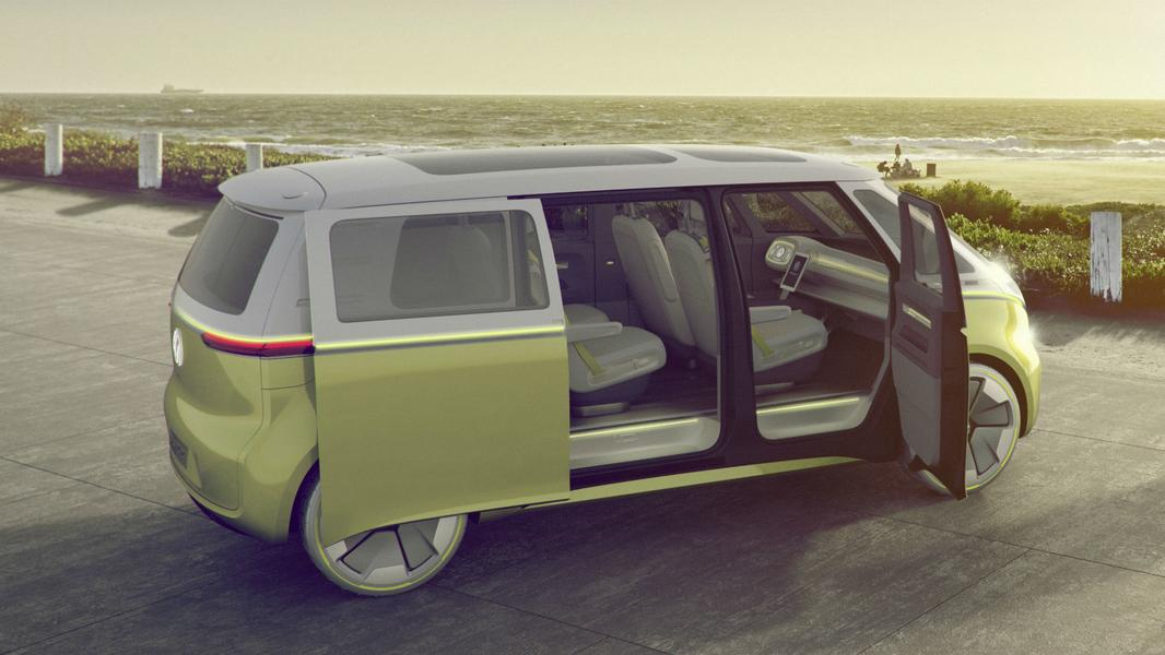 Известна дата появления электрического фургона Volkswagen 3