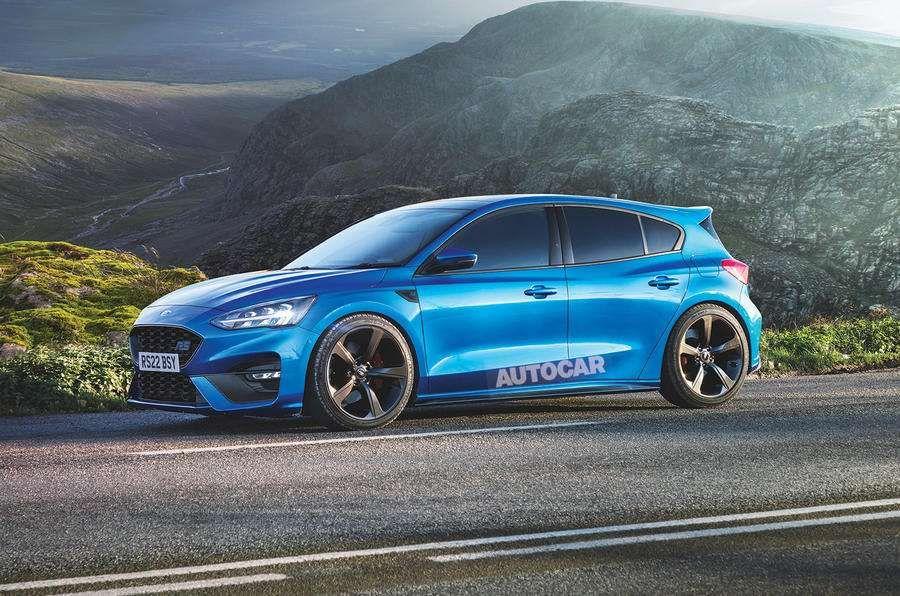 Ford Focus RS получит новый экологичный мотор 1