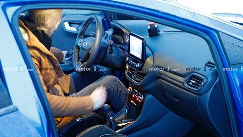 Спортивная версия Ford Puma замечена во время зимних испытаний 2