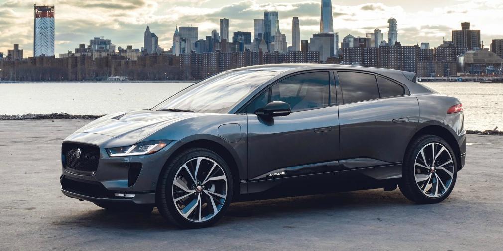 Jaguar приостановит выпуск кроссовера I-Pace из-за нехватки аккумуляторов 1