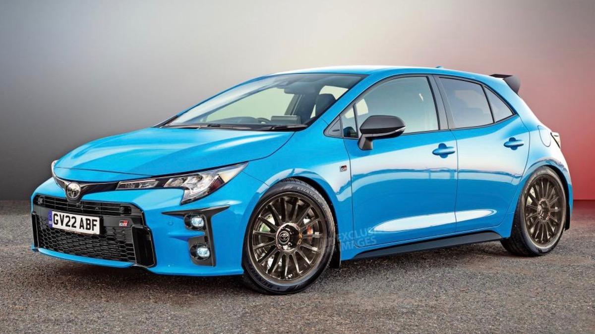 Toyota Corolla станет хот-хэтчем 1