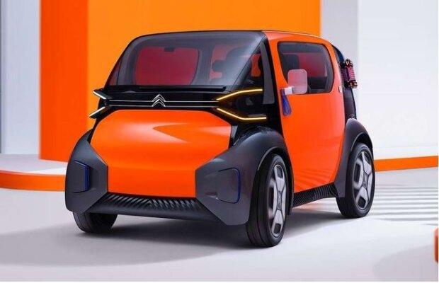 Citroen представит бюджетную электрическую новинку 2