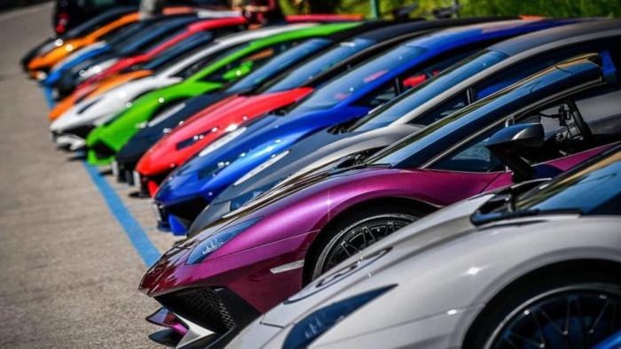 Названы самые популярные цвета автомобилей в 2019 году 1