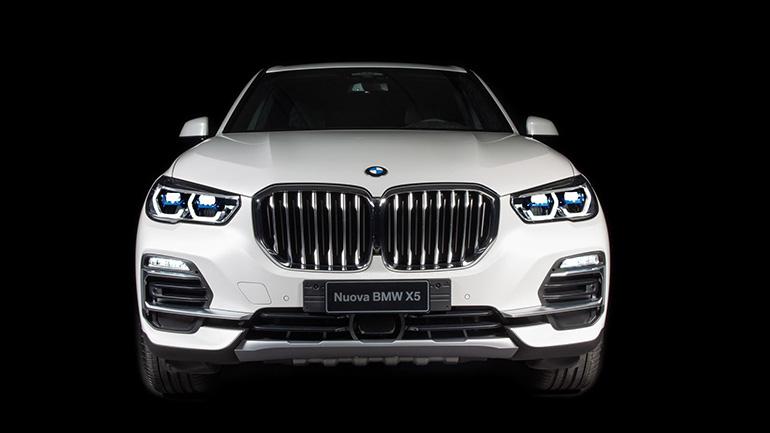 Компания BMW выпустила роскошную версию X5 1