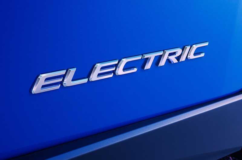 Известна дата дебюта первого электромобиля Lexus 1