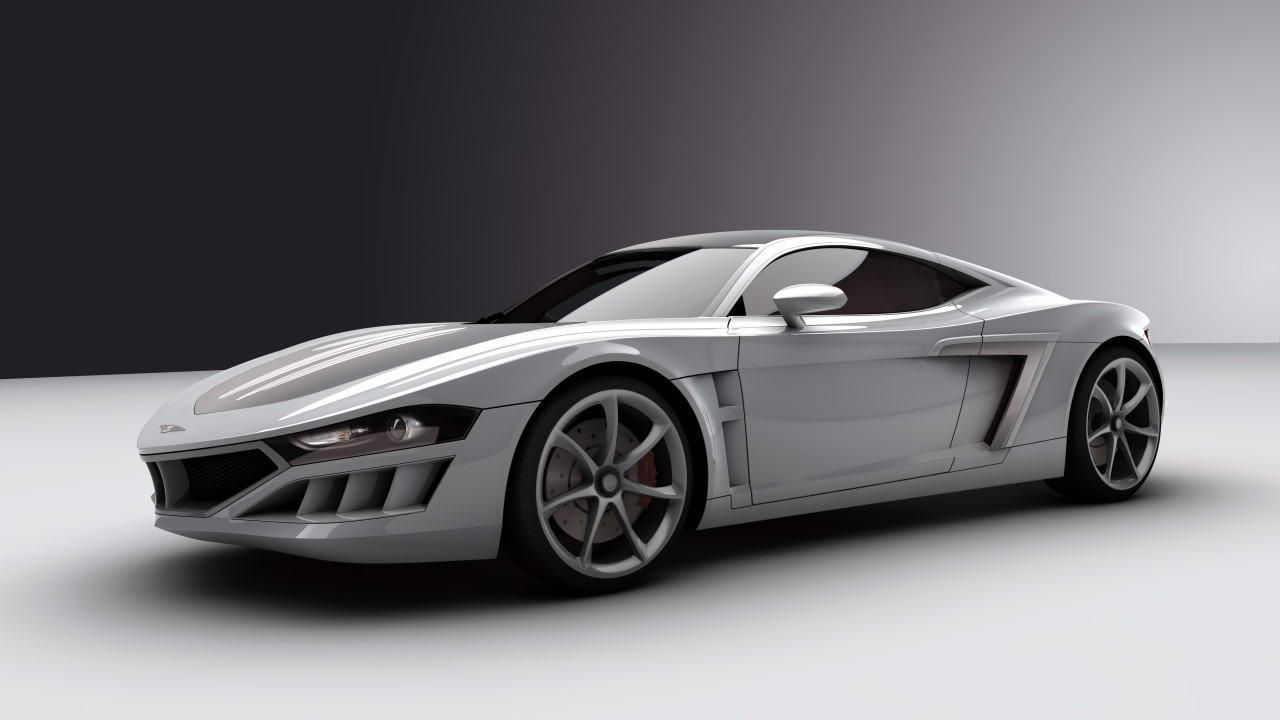 Hispano Suiza готовит новый электрокар 1
