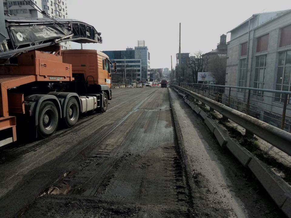 Когда завершат строительство Шулявского моста 1