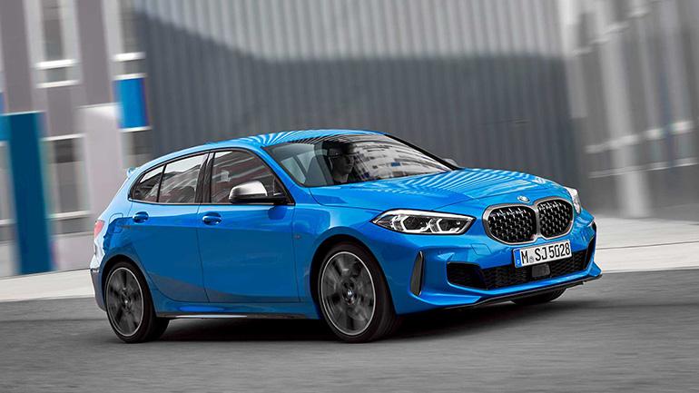 BMW отказался от расширения линейки компактных авто 1