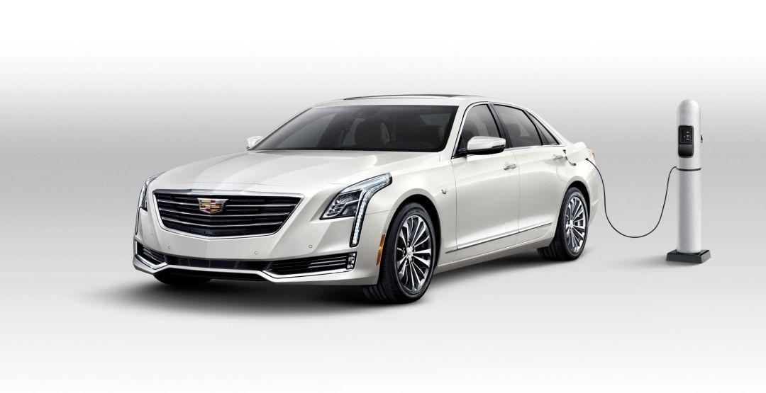 Cadillac переведёт большую часть моделей на электротягу 1