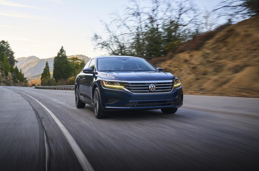 Volkswagen прекратит выпускать Passat 1