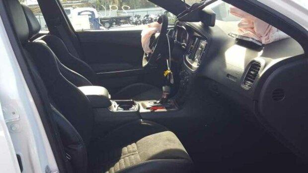 Новый Dodge за 80 000 долларов разбили сразу после приобретения 2