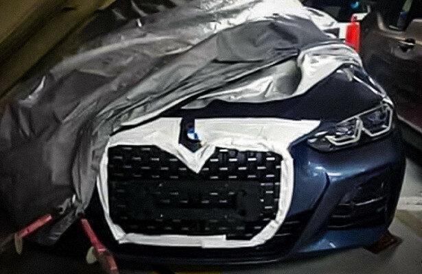 Снимок новинки BMW разочаровал поклонников марки 1