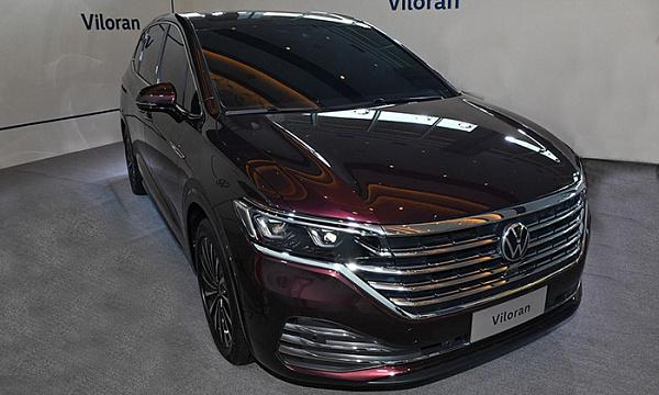 Когда дебютирует новый большой минивэн марки Volkswagen 1