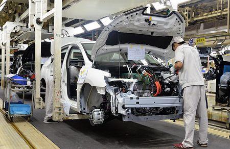 Компания Nissan остановила производство автомобилей в Поднебесной 1