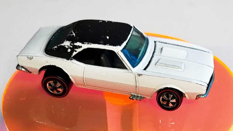 Игрушечный Chevrolet Camaro оценен в 100 тысяч долларов 1
