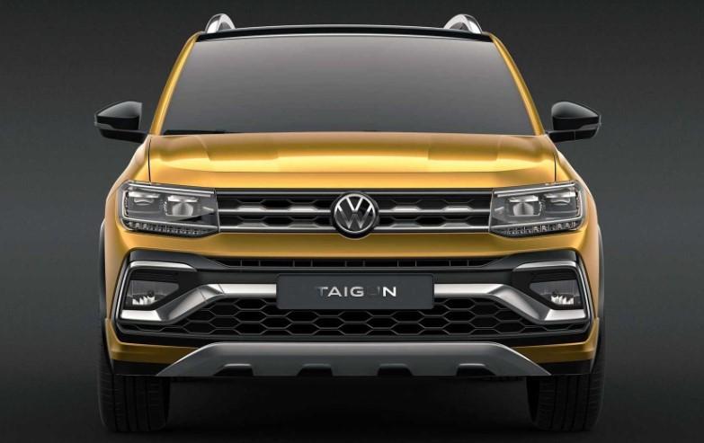 Volkswagen презентовал кроссовер Taigun 1