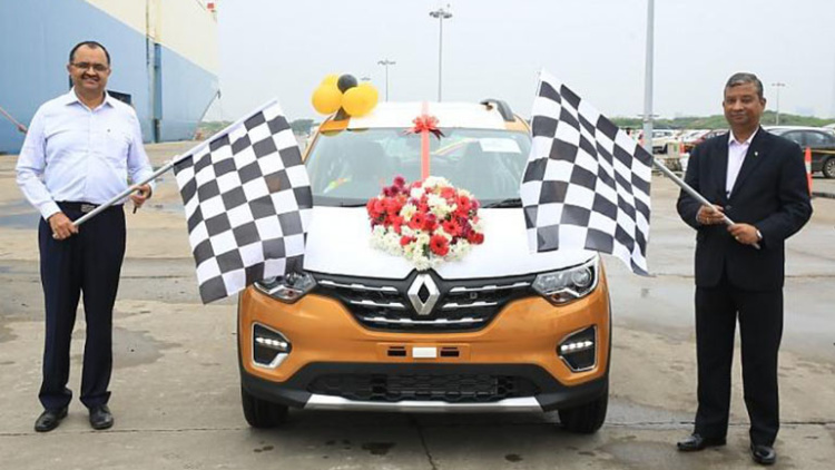 Renault презентует сразу дюжину новинок 1