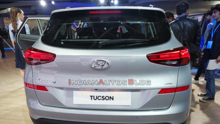 Hyundai представил обновленный Tucson 2