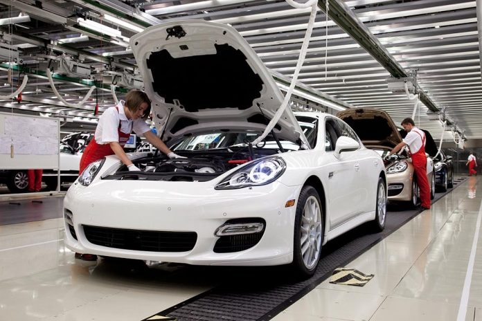 Сколько зарабатывает Porsche с продажи одного автомобиля 1