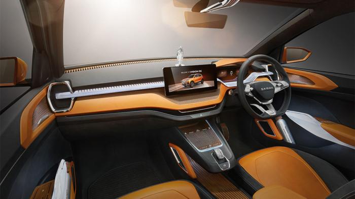 Компания Skoda презентовала новый SUV 2