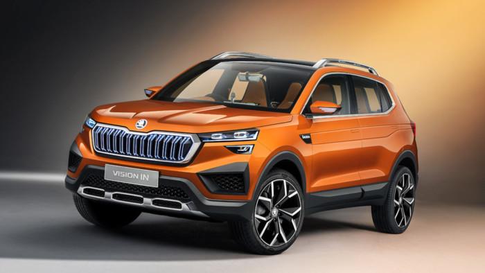 Компания Skoda презентовала новый SUV 1