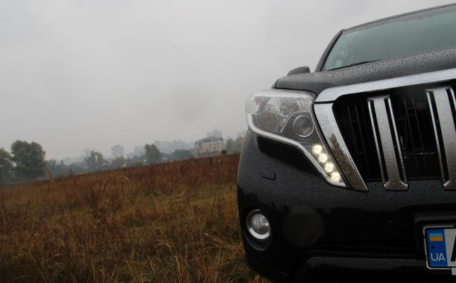 Тест-драйв Toyota Land Cruiser Prado 150 3