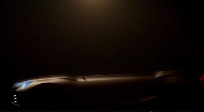 Mahindra представит электрический кроссовер 2
