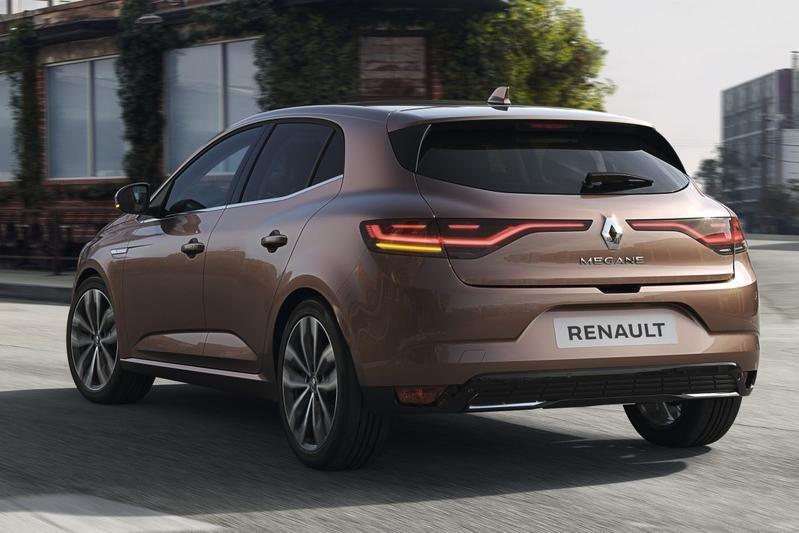 Компания Renault презентовала обновленный Megane 2