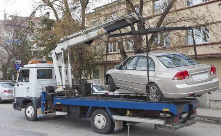 В Киеве запустили «единое окно» для возврата эвакуированных автомобилей 1