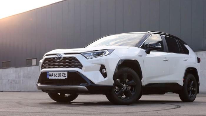 Рынок новых автомобилей в Украине взлетел вверх 1