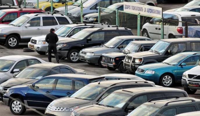 Украинцы установили рекорд по количеству автомобилей с пробегом 1