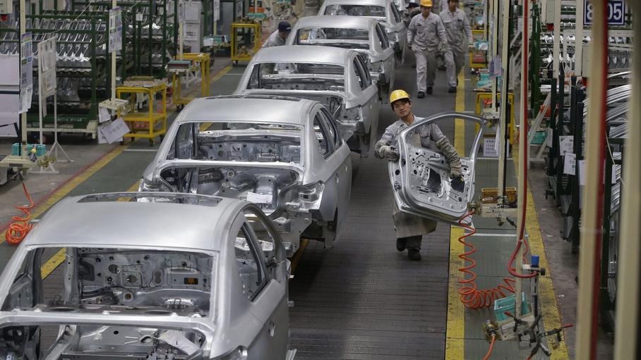 Объём производства автомобилей достиг предела 1