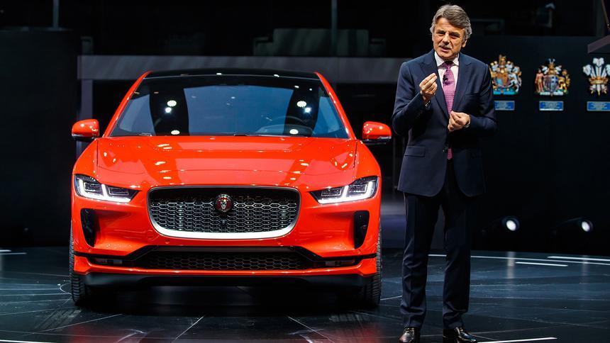 Jaguar Land Rover объявил об отставке гендиректора 1