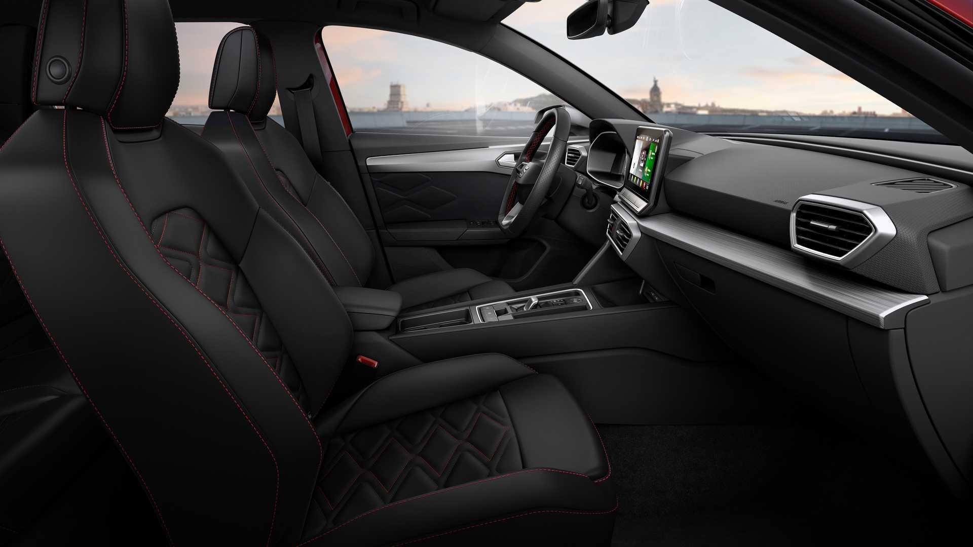 Семь фактов о новом Seat Leon 3