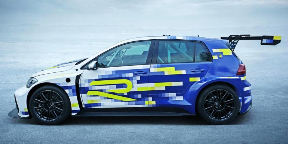 Volkswagen подготовил новый Golf к «ледяной гонке» 1