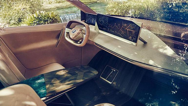 Электрический кроссовер BMW получит «умные» стекла 1