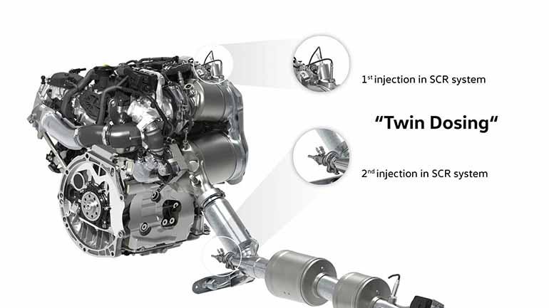 Volkswagen объяснил принцип работы своего чистого дизельного двигателя 2