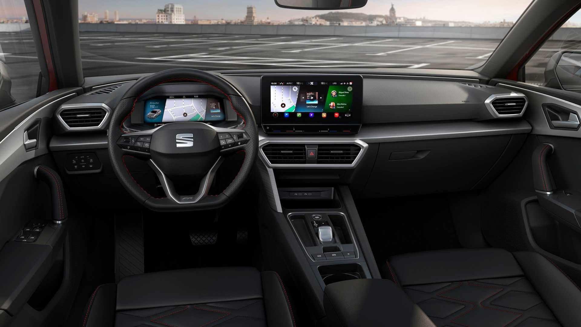 Семь фактов о новом Seat Leon 2