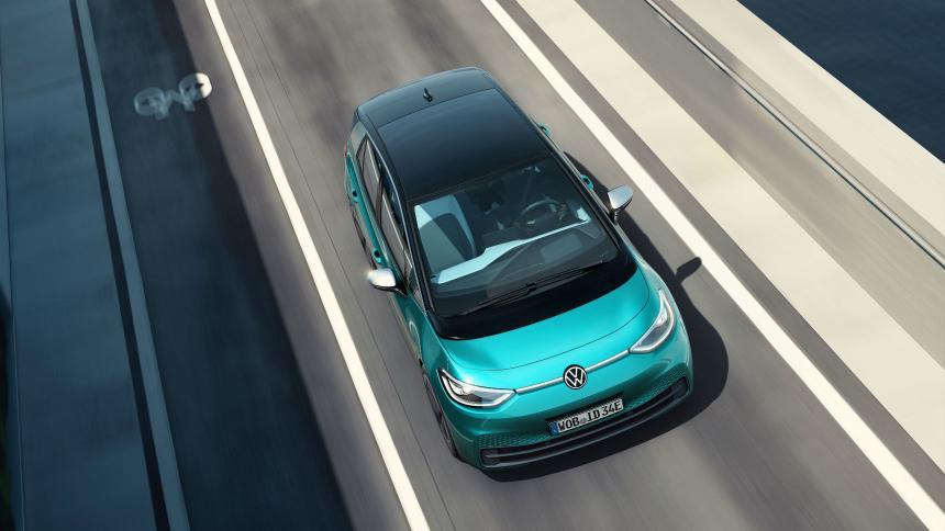 Volkswagen начнет продавать электрокары самому себе 1
