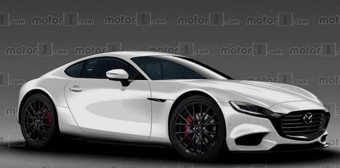 Mazda готовит конкурента Toyota Supra с индексом RX-9 1