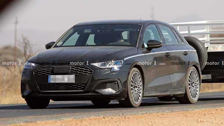 Новый Audi A3 будет представлен 3 марта 1