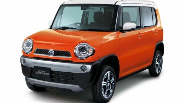 Новый Suzuki Hustler показали в Сети 1